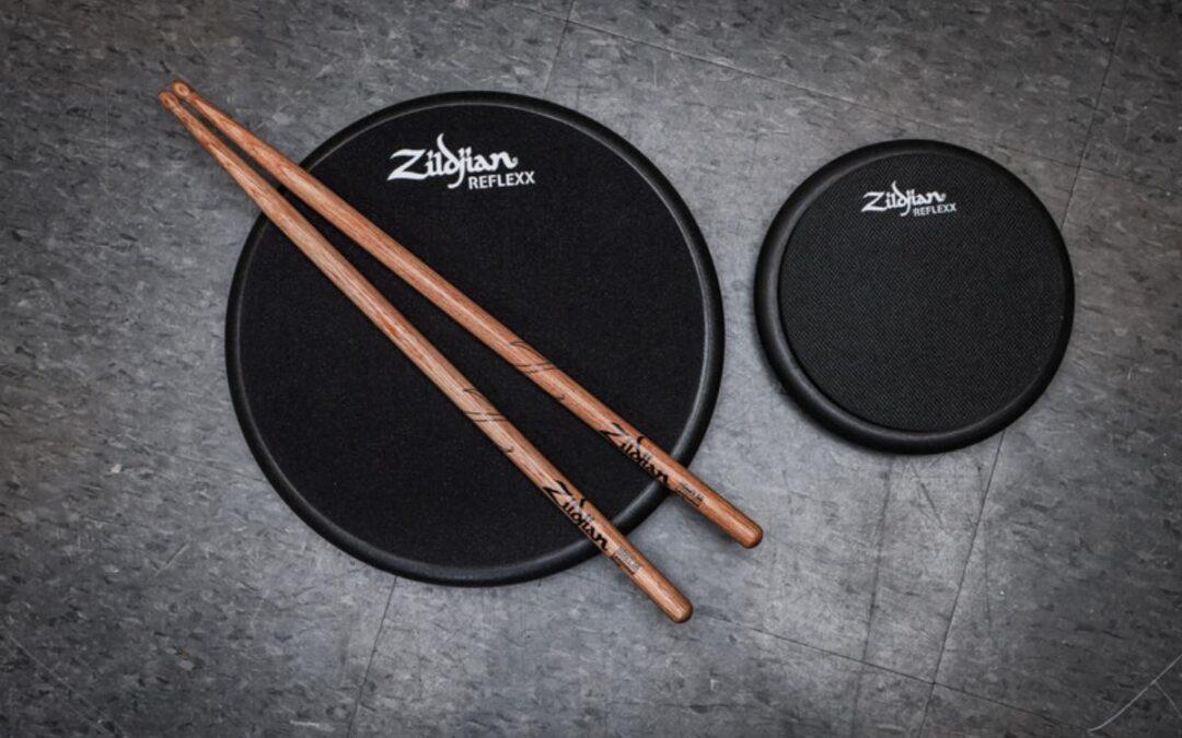 Zildjian and Reflexx launch new parctice pad